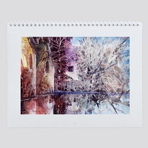 Allingham Carlson Timeless...Wall Calendar