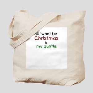 All I want for Christmas is m Tote Bag
