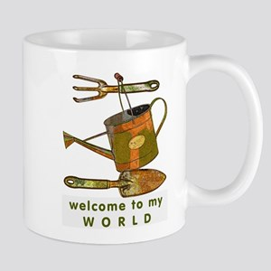Garden Tools Mug