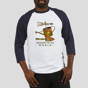 Garden Tools Baseball Jersey