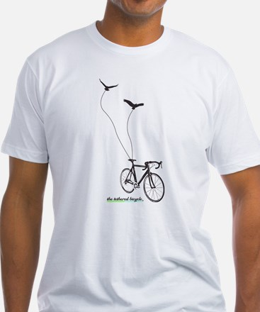 Funny Mountain bike kids Shirt