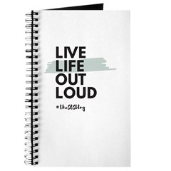 Live Life Out Loud Journal