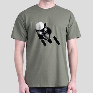 mp3 Unisex T-Shirt (dark)