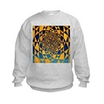 0307.twelve harmonik Kids Sweatshirt