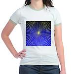 2086.seventy-two harmonik rad Jr. Ringer T-Shirt