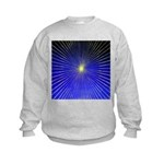 2086.seventy-two harmonik rad Kids Sweatshirt