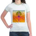 0136.body of life ? Jr. Ringer T-Shirt