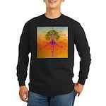 0136.body of life ? Long Sleeve Dark T-Shirt