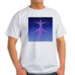 0132.proportions of man Light T-Shirt