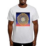 2998.mandala? Ash Grey T-Shirt