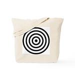 275.bullseye.. Tote Bag