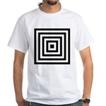 275c.pyramid.. White T-Shirt