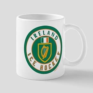 IE Ireland(Eire/Erin) Hockey Mug