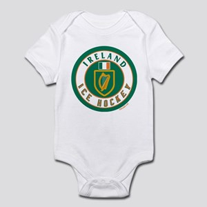 IE Ireland(Eire/Erin) Hockey Infant Bodysuit