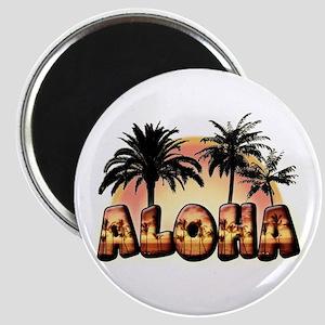 "2.25"" Magnet (100 pack) ""Aloha"""