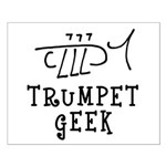 Trumpet Hand Drawn Posters
