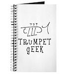 Trumpet Hand Drawn Journal