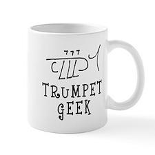 Trumpet Hand Drawn Mugs