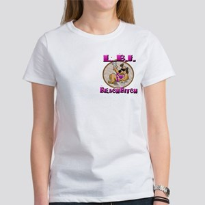 BeachBitch... Women's T-Shirt