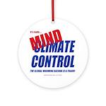 Climate Control Ornament (Round)