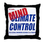 Climate Control Throw Pillow