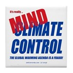Climate Control Tile Coaster