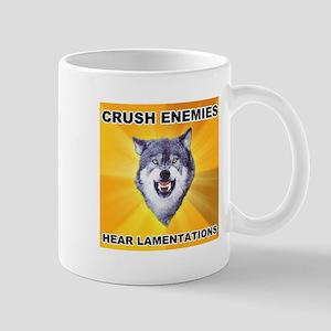 Crush Enemies Mug