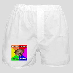 Delete Viruses Boxer Shorts