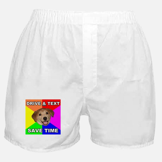 Save Time Boxer Shorts