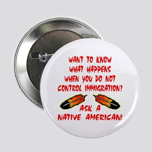 """Controling Immigration 2.25"""" Button"""
