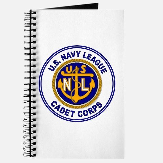 Navy League Color Journal