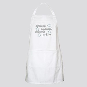A Star Danced Apron