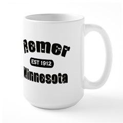 Remer Established 1912 Large Mug