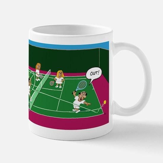 Out! Mug
