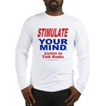Talk Radio Long Sleeve T-Shirt