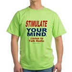 Talk Radio Green T-Shirt