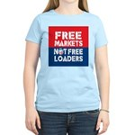 Free Markets Women's Light T-Shirt