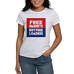 Free Markets Women's T-Shirt