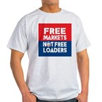 Free Markets Light T-Shirt