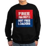 Free Markets Sweatshirt (dark)