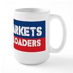 Free Markets Large Mug