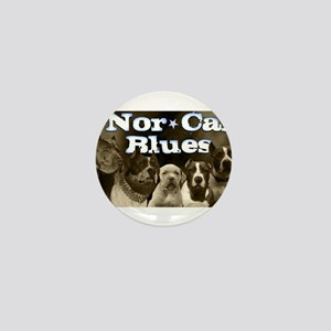 Nor Cal Blues Mini Button