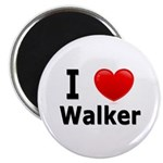 I Love Walker Magnet