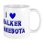I Love Walker Winter Mug