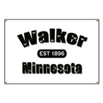 Walker Established 1896 Banner