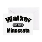 Walker Established 1896 Greeting Card
