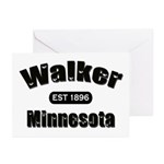 Walker Established 1896 Greeting Cards (Pk of 10)