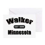Walker Established 1896 Greeting Cards (Pk of 20)