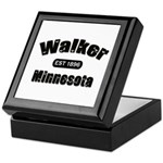 Walker Established 1896 Keepsake Box