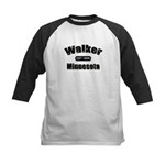 Walker Established 1896 Kids Baseball Jersey